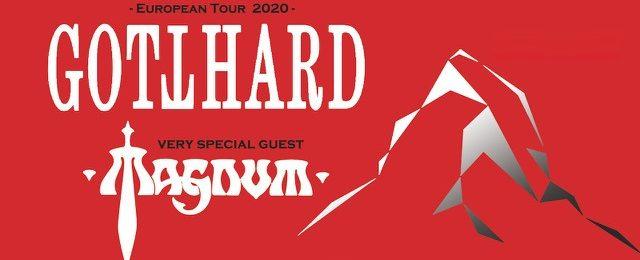 Gotthard & Magnum Tour 2020