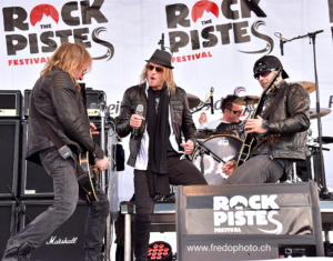 ROCK THE PISTES 2016 (CH)
